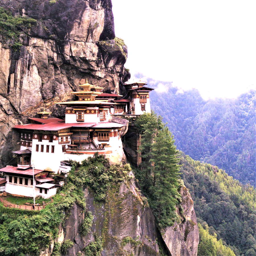Tiger's Nest, Paro, Bhutan - All you need to know! Header Image