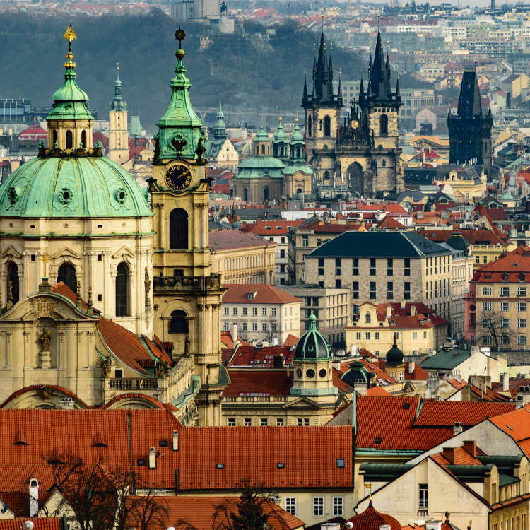 One Day In Prague - Travel Guide and Plan Header Image